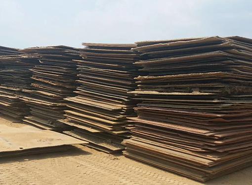 青岛钢板出租浅析钢板出租时常见问题如何处理?